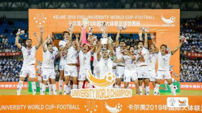 La experiencia de 18 estudiantes uruguayos, campeones del mundo en China