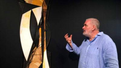 Por amor el escultor uruguayo Atchugarry pone sus obras a dialogar en Miami