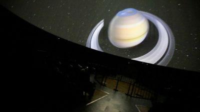 El Planetario se reinauguró este sábado con apuestas en tecnología