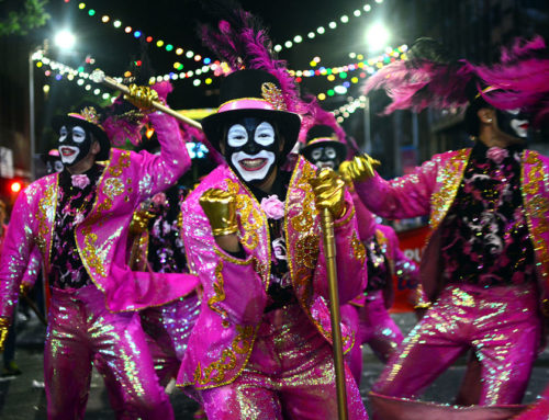 Uruguay prepara su fiesta de carnaval compartida por miles de vecinos y visitantes