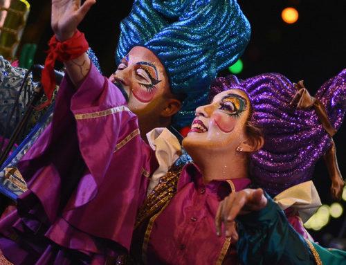 Comenzó la fiesta: así se vivió el desfile inaugural del Carnaval más largo del mundo