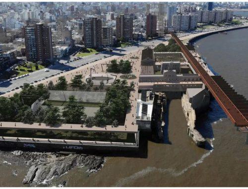 La integración del antiguo Gasómetro al centro de Montevideo