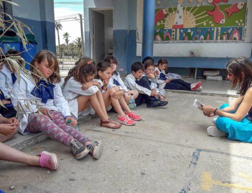 Nos vamos leyendo, un proyecto para fomentar la lectura por placer en las escuelas