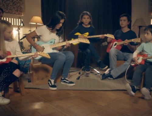 Loog Guitars va por los adultos y encara 2020 con nuevos productos