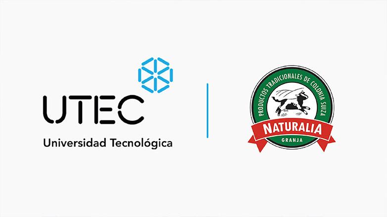 UTEC y la marca de quesos Naturalia, firman acuerdo de cooperación