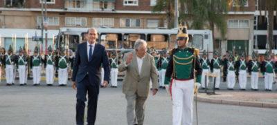 El parlamento uruguayo dio apertura a la XLIX Legislatura