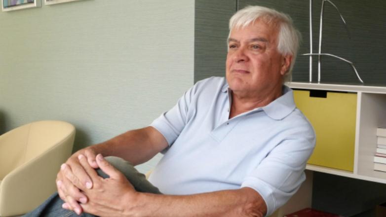 """Carlos Ott: """"Ser uruguayo en el mundo es una gran ventaja"""""""