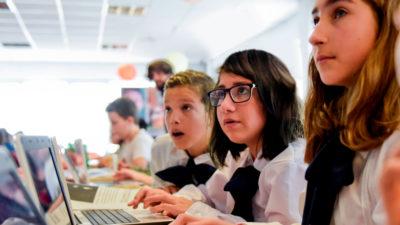 Plan Ceibal duplicará la cantidad de escuelas que implementan el Programa de Pensamiento Computacional