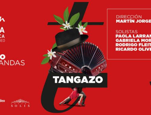 """La Banda Sinfónica de Montevideo abre su temporada 113 con """"Tango a dos bandas"""""""