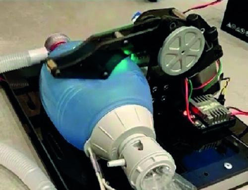 COVID-19: se están recolectando residuos electrónicos para construir respiradores en Uruguay