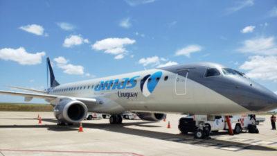 Amaszonas Uruguay y el Aeropuerto de Carrasco colaboran para repatriar uruguayos en Perú