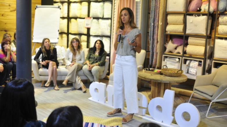Arredo celebró a las mujeres y lanzó una colección especial con Ceprodih