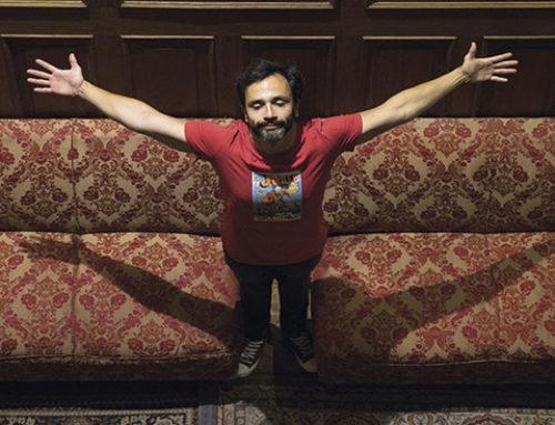 """Christian Zagía: """"Es muy curiosa la idiosincrasia del uruguayo en Hollywood"""""""