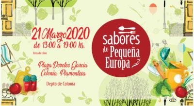 El próximo sábado 21 llega la segunda feria gastronómica Sabores de Pequeña Europa