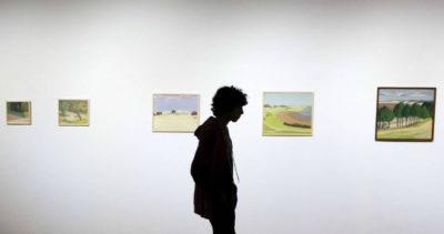 Gran retrospectiva de Petrona Viera en el Parque Rodó