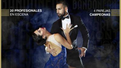 Tango Lovers regresa al Auditorio Nacional del Sodre