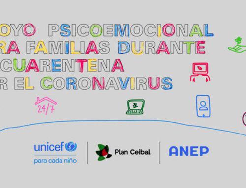 """UNICEF, Plan Ceibal y la ANEP ofrecen consejos e """"ideas creativas"""" para el confinamiento"""