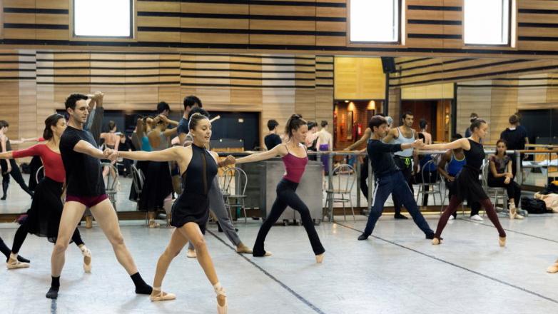 Hoy es el Día Internacional de la Danza y el Sodre lo festeja a través de sus redes sociales