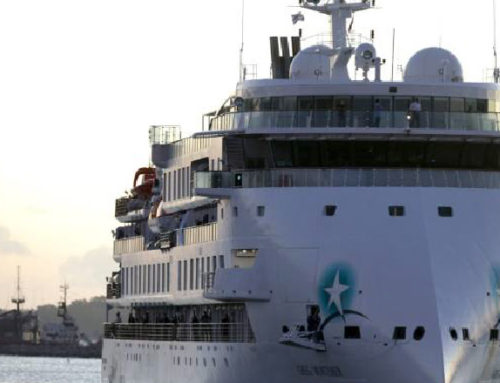 Coronavirus: Only one country was willing to help trapped Kiwi cruise passengers