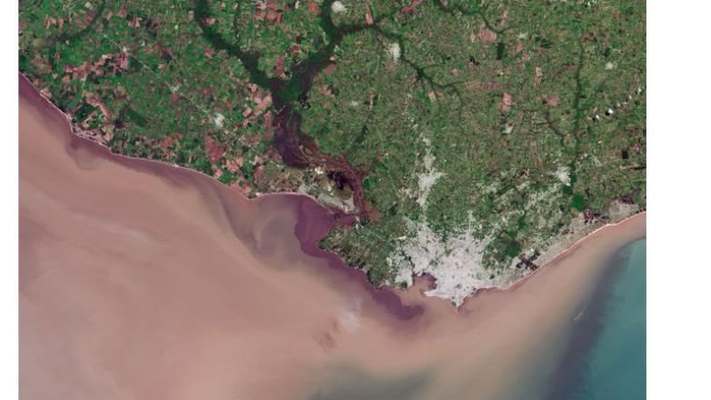 """""""Hola, Montevideo! Eres hermosamente colorida"""": el mensaje del exastronaunta Chris Hadfield"""