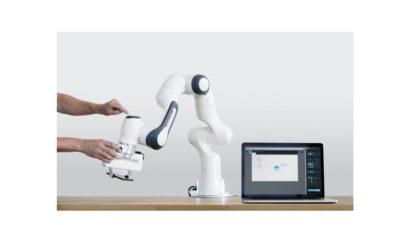 Uruguayo adapta un robot para bajar contagios por coronavirus