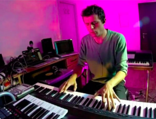 Luciano Supervielle estrenó Conciertos Tinker con un gran show en vivo