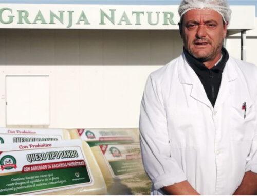 Pablo Würth, creador de los quesos con probióticos de Granja Naturalia