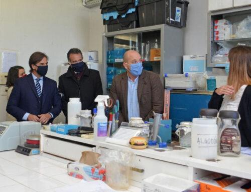Institut Pasteur y Udelar producirán 200.000 tests serológicos para determinar presencia de anticuerpos