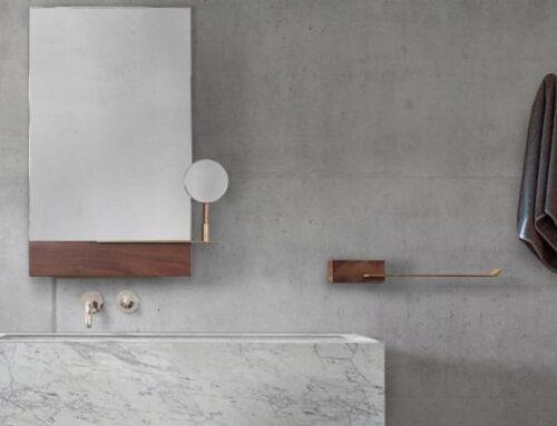 Estudio Muar recibió una mención especial en los prestigiosos premios NYCxDesign en la categoría Accesorios de baño por su proyecto CÚBICA