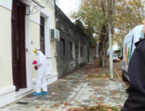 Médicos a domicilio, parte del éxito de la contención del covid-19 en Uruguay