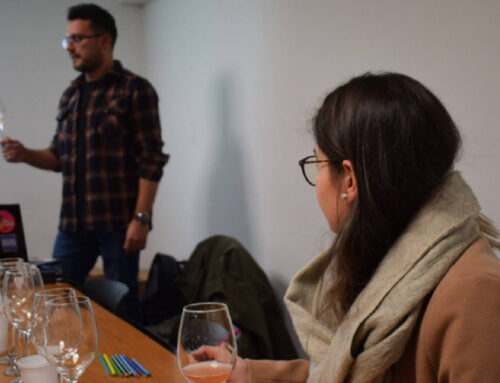 Cidemakers por un día: sidra Libertaria propone una experiencia única