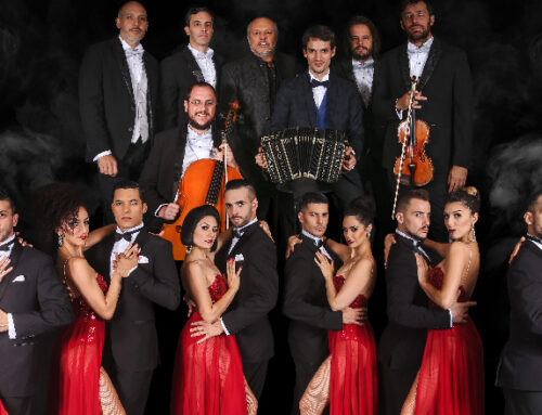 Tango Lovers' I AM TANGO Will Be Broadcast August 1 on BroadwayWorld