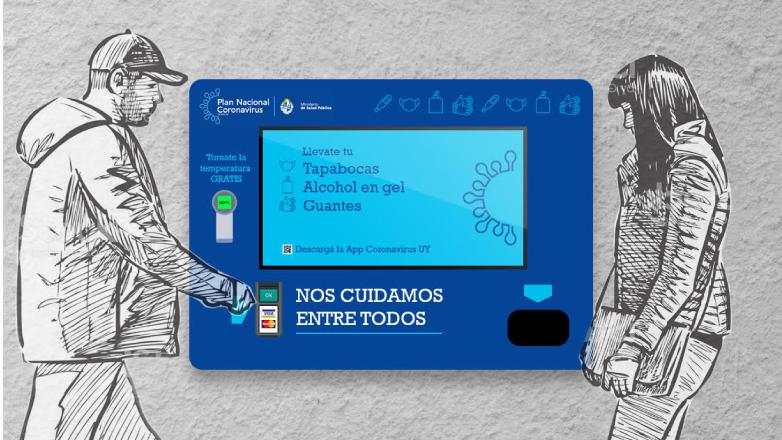 Los dispensadores interactivos de BoxES fueron destacados entre los más innoadores de Iberoamérica