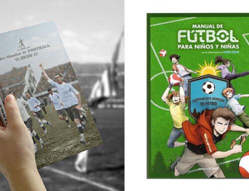 """""""Manual de fútbol para niños y niñas"""", de Zona Editorial, llegará a China donde será estudiado en las escuelas"""