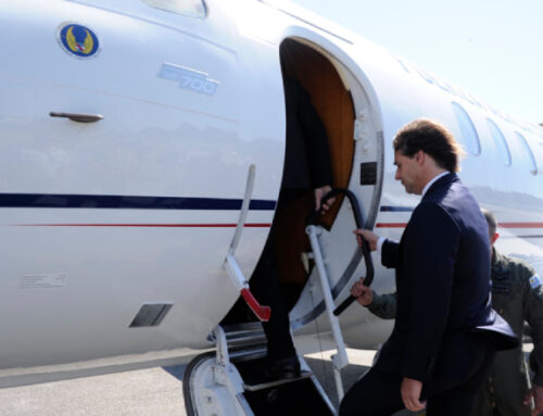 El presidente Lacalle Pou planea viajar a China y a EE.UU. como destinos prioritarios