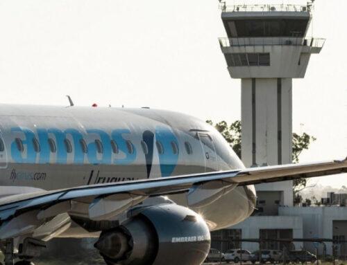 Amaszonas Uruguay sostendrá conexión con San Pablo en agosto
