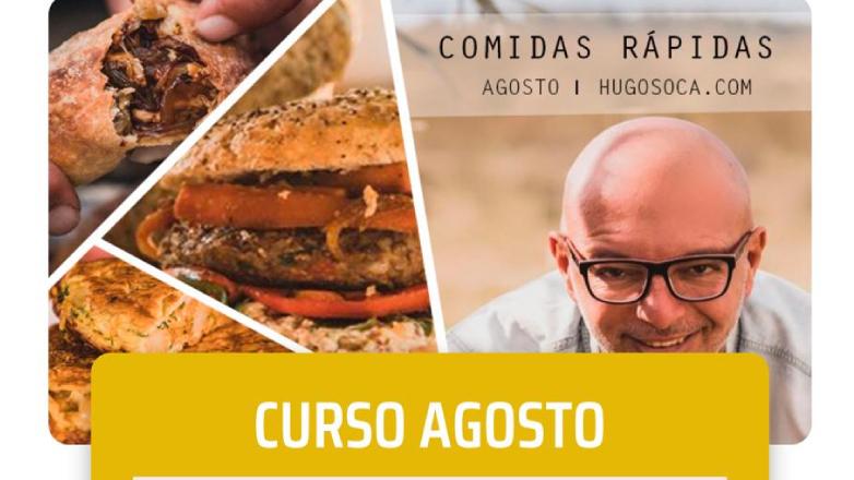 Hugo Soca, el cocinero #MarcaPaís, lanzó una app con cientos de recetas deliciosas y fáciles de hacer
