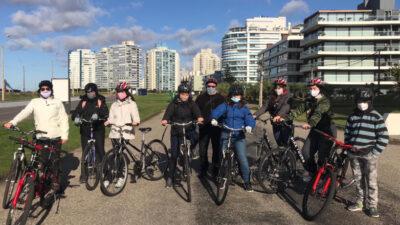 Con el viento en la cara: Bike Tours Uruguay invita a pedalear Punta del Este