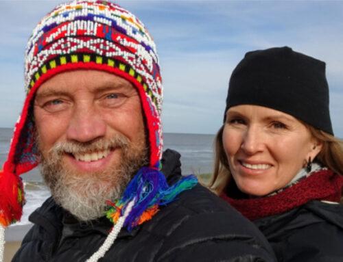 """Uruguay fue la parada """"zen"""" para una pareja de canadienses en medio de la pandemia"""