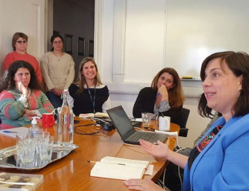 """""""Qué espectacular es Uruguay"""". Primeras impresiones de la nueva embajadora británica"""