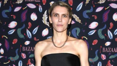 Gabriela Hearst, socialite y diseñadora ecologista