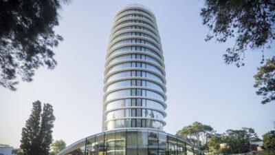 Así es el edificio de Punta del Este que fue premiado en Alemania