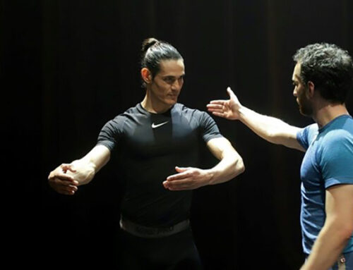 In soccer-mad Uruguay, boys should try ballet too, says Cavani