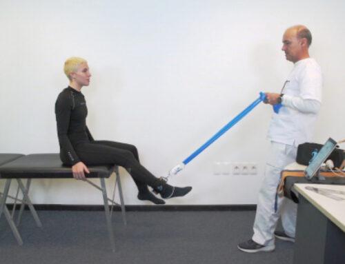 Invento uruguayo para rehabilitación muscular sale a las canchas del mundo