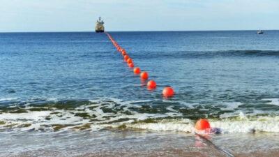 """Cables submarinos: el detrás de escena de internet en el que Uruguay """"está muy bien"""""""