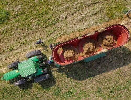 Agroindustria uruguaya fabricó el mixer más grande de Sudamérica