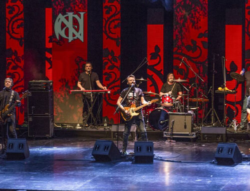 Se entregaron los premios Graffiti a la música uruguaya y Buitres fue la banda más galardonada