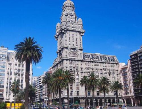 """Se cumplieron 92 años del Palacio Salvo, """"un buen compañero de la ciudad de Montevideo"""""""