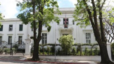 La Embajada de Reino Unido en Uruguay logró neutralizar sus emisiones de carbono