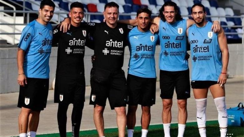 La generación dorada de la selección uruguaya